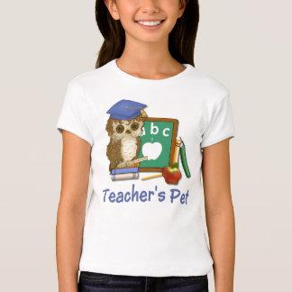 Scholar Owl - Teachers Pet T-Shirt