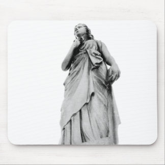 Scholarly Angel Mouse Pad