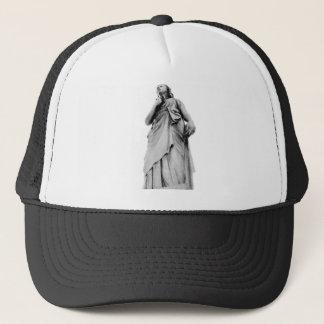 Scholarly Angel Trucker Hat