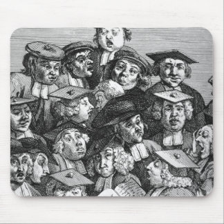 Scholars at a Lecture, 20th January 1736-37 Mouse Pad