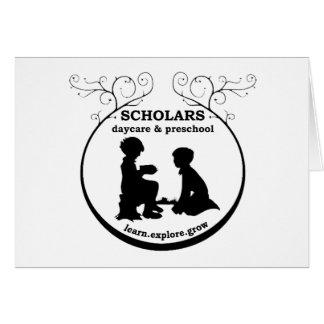 Scholars Daycare & preschool Card