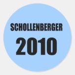 SCHOLLENBERGER 2010 ETIQUETAS