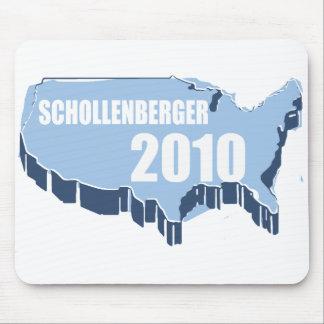 SCHOLLENBERGER 2010 MOUSEPAD