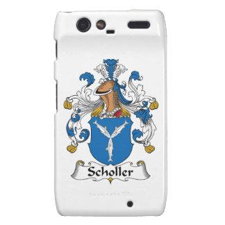 Scholler Family Crest Motorola Droid RAZR Case