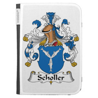 Scholler Family Crest Kindle Keyboard Covers