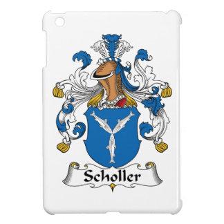 Scholler Family Crest iPad Mini Covers