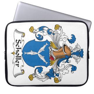 Scholler Family Crest Computer Sleeves