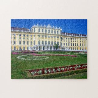 schönbrunn jigsaw puzzle