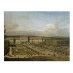 Schonbrunn Palace and gardens, 1759-61 Postcard