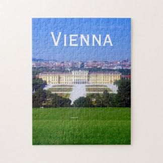 schönbrunn Viena Puzzles
