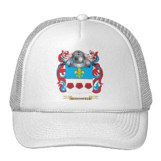 Schonfeld Coat of Arms (Family Crest) Trucker Hat