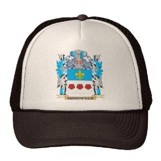 Schonfeld Coat of Arms - Family Crest Trucker Hat