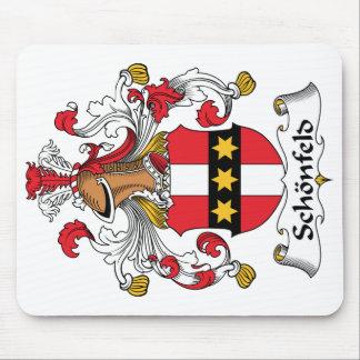 Schonfeld Family Crest Mouse Pad