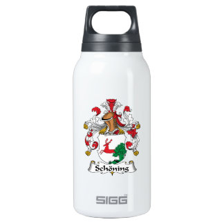 Schoning Family Crest SIGG Thermo 0.3L Insulated Bottle
