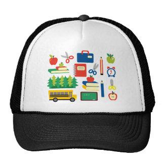 School1 Mesh Hat
