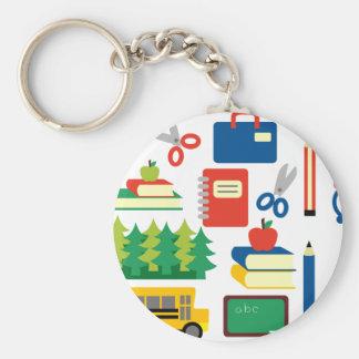 School1 Keychain