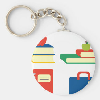 School2 Keychain