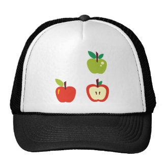 School4 Mesh Hats