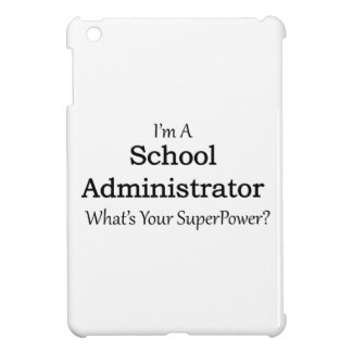 School Administrator iPad Mini Covers