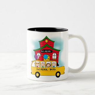 School and School Bus T-shirts and Gifts Coffee Mug