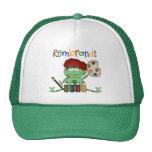School Art Gift Mesh Hat