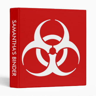 School Binder - BIO Hazard 1