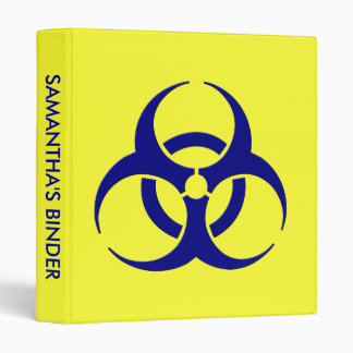 School Binder - BIO Hazard 4