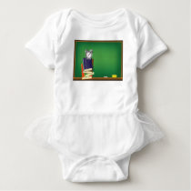 school board baby bodysuit