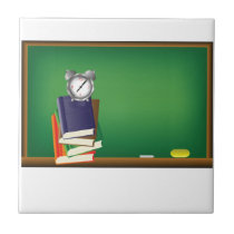 school board ceramic tile