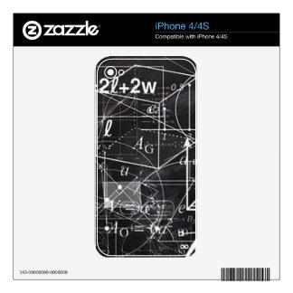 School board iPhone 4 skin