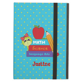School Books iPad Case