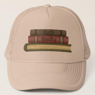 School Books Trucker Hat