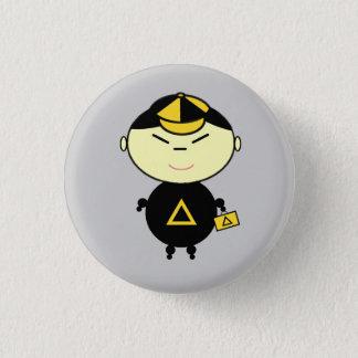 School Boy Button