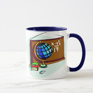 School Bulletin Board Mug