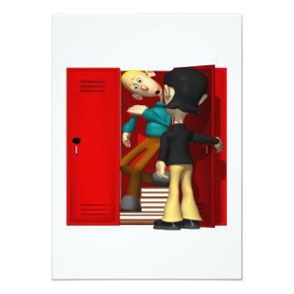 School Bully Card