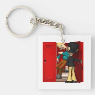 School Bully Keychain
