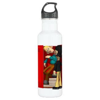 School Bully Stainless Steel Water Bottle