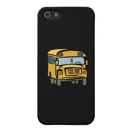 School Bus 2 Case For iPhone 5