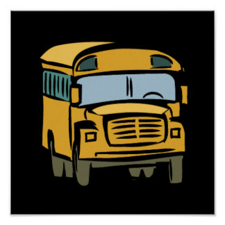 School Bus 2 Poster