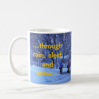 School Bus! Coffee Mug
