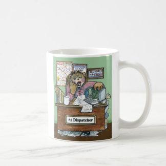 School Bus Dispatcher's Mug