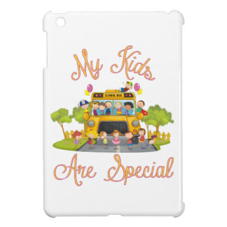 School bus driver My kids are special Cover For The iPad Mini