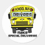 School Bus Driver Stickers