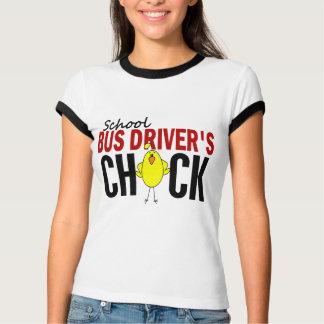 School Bus Driver's Chick T-Shirt