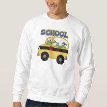 School Bus Frogs Sweatshirt