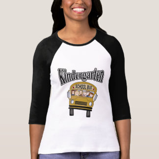 School Bus Kindergarten Tshirts and Gifts