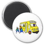 School Bus Magnet
