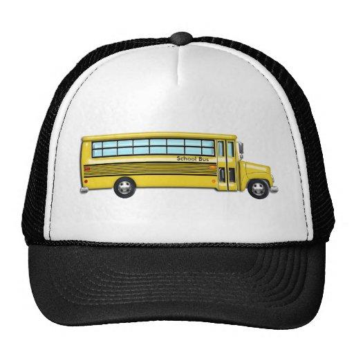 School Bus Mesh Hat