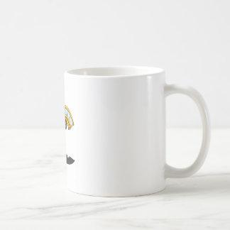 School Bus Classic White Coffee Mug