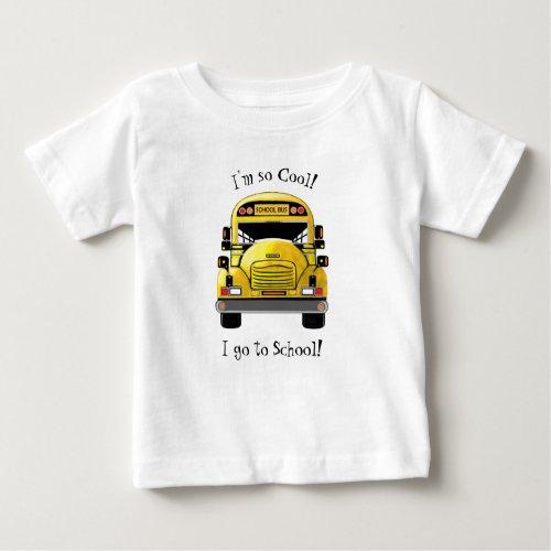 School Bus Personalized Shirt